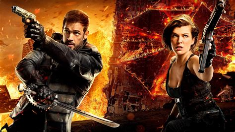 resident evil  final chapter  poster hd movies