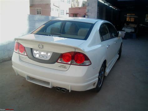 Civic Modifications India by Honda Civic Mods Page 4 Team Bhp