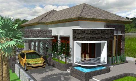 contoh gambar desain rumah minimalis bergaya eropa