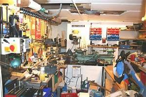 I Confess My Untidy Engineering Workshop