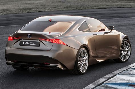 2019 Lexus Lf Cc Concept  Car Photos Catalog 2018