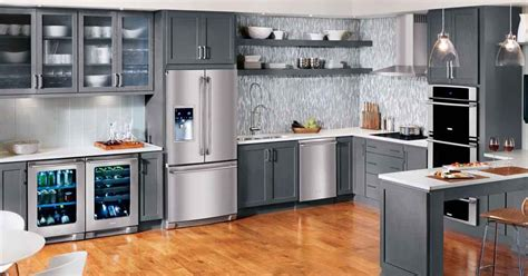 Buying Kitchen Appliances Without Breaking The Bank