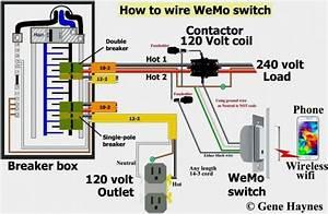 Wiring Diagram For 240 Volt Plug
