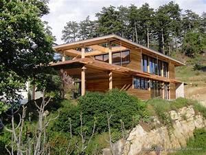 Maison Bioclimatique Passive : maison passive ecologique energie positive et eco construction ~ Melissatoandfro.com Idées de Décoration