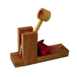 Wooden Catapult Toy Kids Wood Toys Natural by WoodToyShop