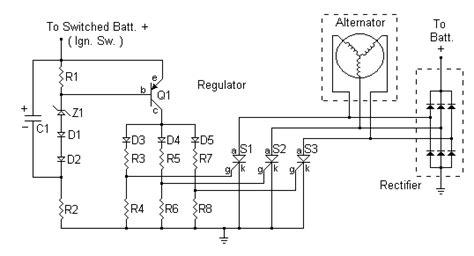 Motorcycle Voltage Regulator Diy
