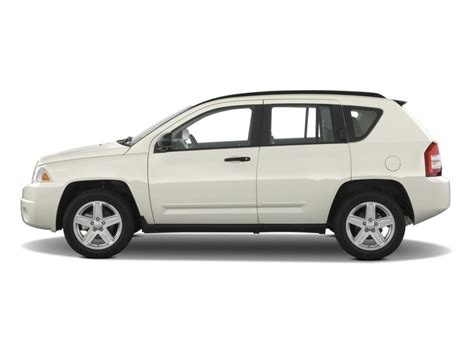 jeep compass side image 2008 jeep compass fwd 4 door sport side exterior
