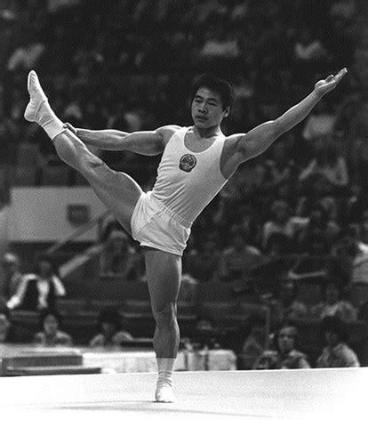 li yuejiu  international gymnastics hall  fame