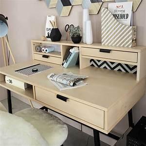 Bureau Ado Fille : bureau chambre ado fille quant rose ext rieur meubles ~ Melissatoandfro.com Idées de Décoration