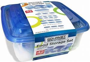 Gourmet Solutions 42-Piece Food Solution Set
