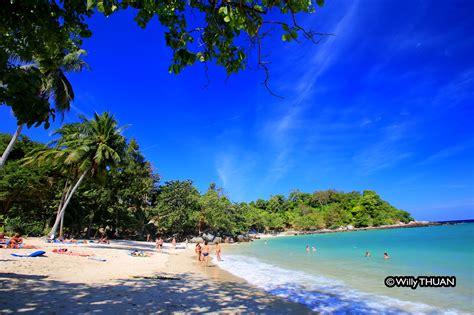 Paradise Beach Near Patong Beach In Phuket  Phuket 101