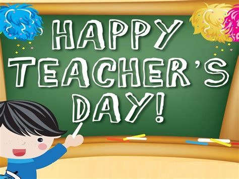 Happy Teacher's Day Hd Wallpaper Images Pic & Photos 2018 For Whatsapp & Facebook