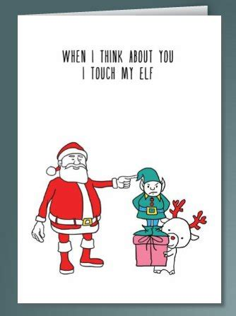 You might receiving wishes via mails and texts and it has become so, if you are heading to send cards for this christmas and want to give it a humorous funny touch, you need to add funny sayings or quotes over it. 11 Holiday Cards For Couples That Are More Naughty Than Nice | HuffPost
