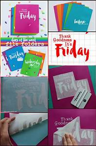 50 diy vinyl projects for your next home improvement With days of the week vinyl letters