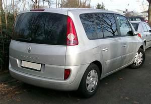 Renault Espace 4 : file renault espace rear wikimedia commons ~ Gottalentnigeria.com Avis de Voitures