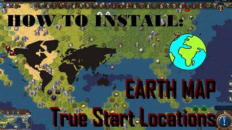 map earth civ civilization tsl mod huge units eu largest anime