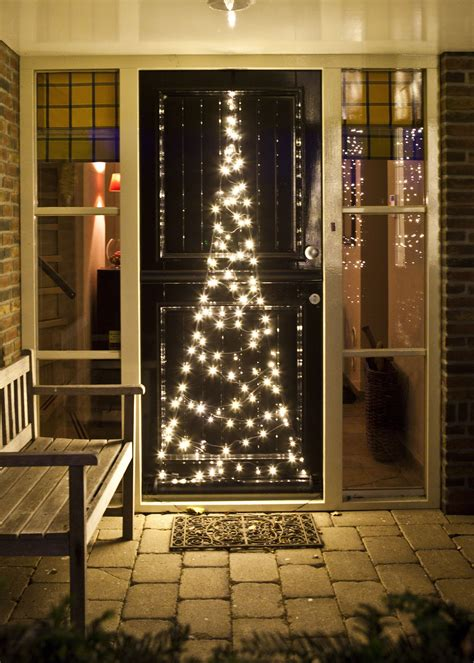 Weihnachtsdeko Fenster Mit Beleuchtung by Fairybell Led T 252 R Weihnachtsbaum 210cm 120 Leds