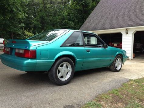 Purchase Used 1993 Ford Mustang Lx Hatchback 2-door 5.0l