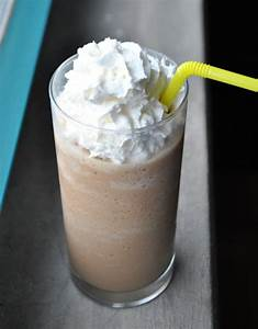 Blended Coffee Recipe - Mac + Molly