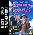 Mrs. Arris Goes To Paris DVD 1992 Angela Lansbury $7.99 R1 ...