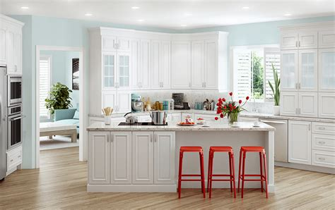 allwood kitchen cabinets cambridge polar white all wood cabinets 1199