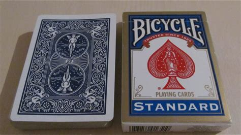 Free shipping on your first order shipped by amazon. Bicycle standard playing cards - recenze - YouTube