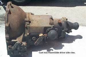 Gm Cast Iron Powerglide Transmission