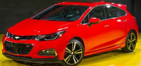 chevy cruze rs diesel coming gm authority