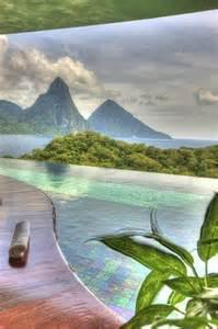 St. Lucia Jade Mountain Resort