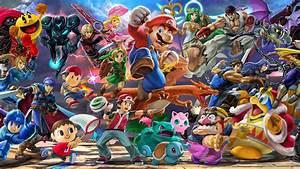 Super Smash Bros The Story Of Nintendo39s Premier Fighting