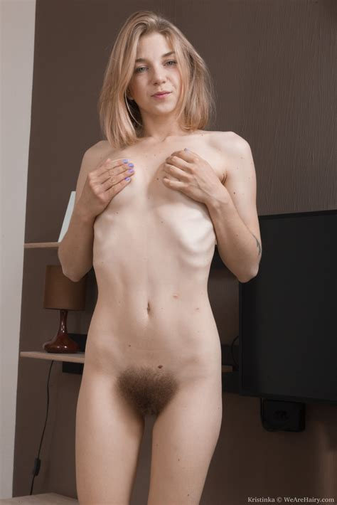 Kristinka From Wearehairy Com The Hairy Lady Blog