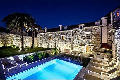 Villa Dubrovnik Exclusive Pool Croatia Pugliesi Renaissance