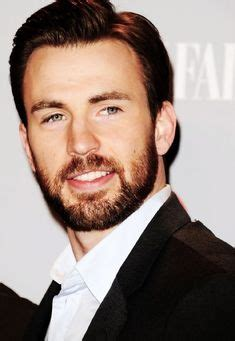 10 Best Chris Evans' beard images   Chris evans beard ...