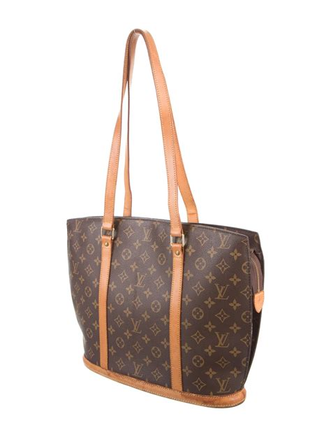louis vuitton monogram babylone bag handbags lou