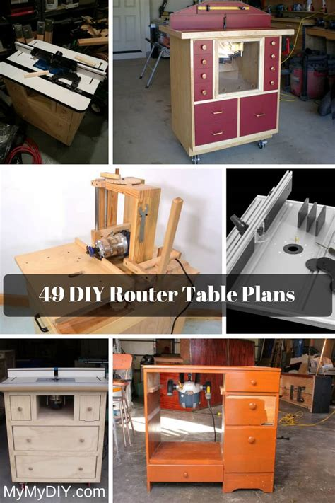 diy router table plans ranked mymydiy inspiring