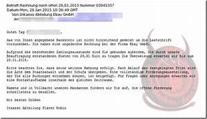 Inkasso Rechnung : trojaner warnung e mail von inkasso abteilung ebay gmbh rechnung noch offen mimikama ~ Themetempest.com Abrechnung