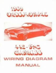 Oldsmobile 1969 F85  442  U0026 Cutlass Wiring Diagram
