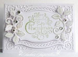 25 best ideas about Spellbinders Christmas Cards on