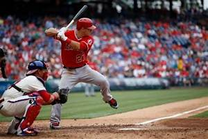 Angels' Trout tweaks stance mid-game – Orange County Register