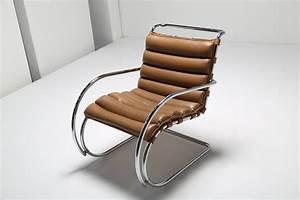 Mies Van Der Rohe Chair : mies van der rohe mr chair by studio knoll at 1stdibs ~ Watch28wear.com Haus und Dekorationen