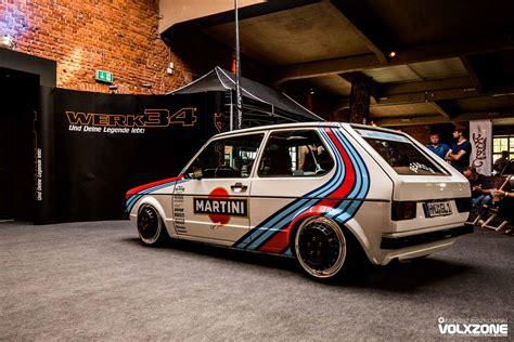 Vw Golf Mk1 Garage Werk34