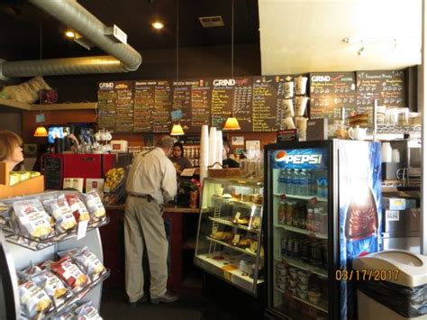 Get directions, reviews and information for the grind coffeehouse in cedar city, ut. Vast drink/menu choices with lots of freshly baked goodies too! - Picture of Grind Coffee House ...
