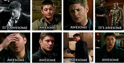 Supernatural Jensen Ackles Awesome Dean Quotes Funny