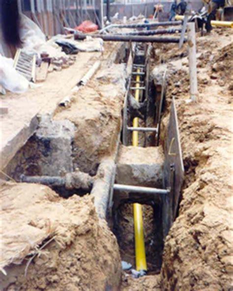 gas utility distribution  installation  maintenance