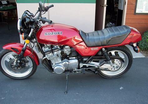 Suzuki Gs 1100 by 1987 Suzuki Gs 1100 G Moto Zombdrive