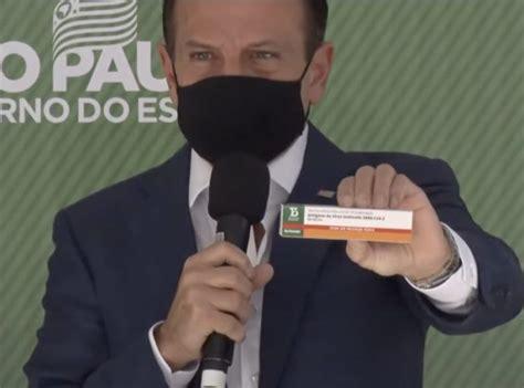 Butantan anuncia 1ª vacina 100% brasileira contra a covid ...