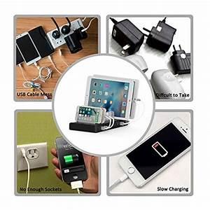 Multi Ladestation Handy : wasserstein universal multi port usb ladestation 10 port ~ Sanjose-hotels-ca.com Haus und Dekorationen