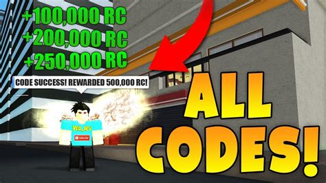 All Overpowered Codes! (roblox Ro-ghoul)