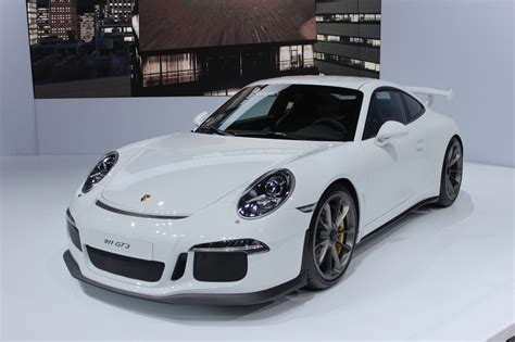 Porche Nyc by 2014 Porsche 911 Gt3 Live Images From New York