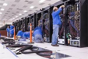 Computer Hardware Engineer Education Trinity Supercomputer Wiring Reconfiguration Saves